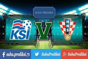 Prediksi Bola Islandia Vs Kroasia 12 Juni 2017