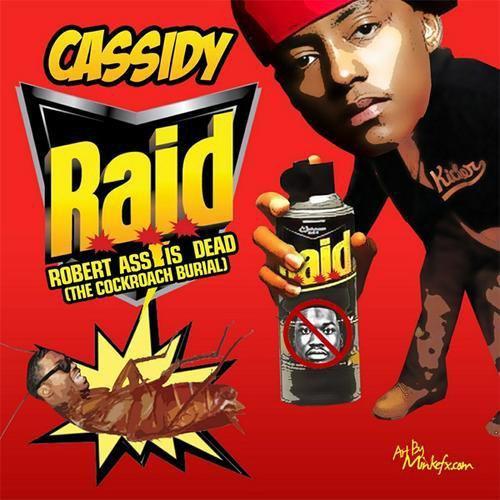 """Cassidy – """"R.A.I.D."""" [Meek Mill Diss]"""