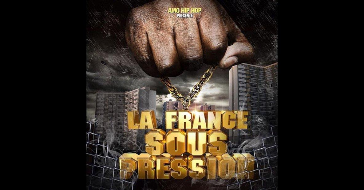 l'album La France sous pression dispo sur itunes avec Kemarl1fam et plein d autre !!!!
