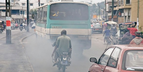 Urban pollution: Clearing the air - OECD Observer