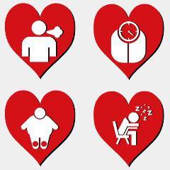 4 signes d'insuffisance cardiaque