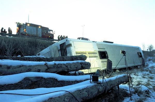 A la Une | Vincey : une tragédie évitée de peu sur la RN 57 - Vosges Matin