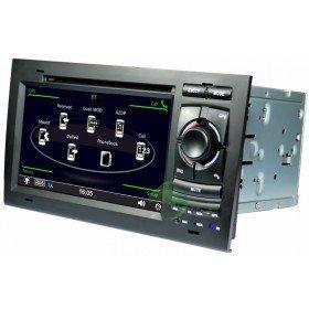 Auto DVD Player GPS Navigationssystem für Audi S6(1997 1998 1999 2000 2001 2002 2003 2004)