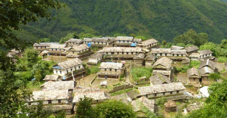 Dhading Village Tour