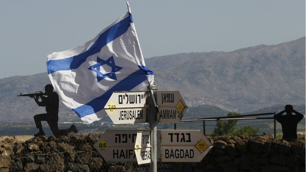 Israël presse les États-Unis de reconnaître sa souveraineté sur le Golan - France 24