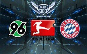 Prediksi Hannover 96 vs Bayern Munchen 7 Maret 2015 Bundesli