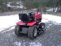 yard pro lawn and garden mower