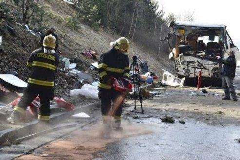 Accident de car en République tchèque: 17 collégiens rapatriés en France