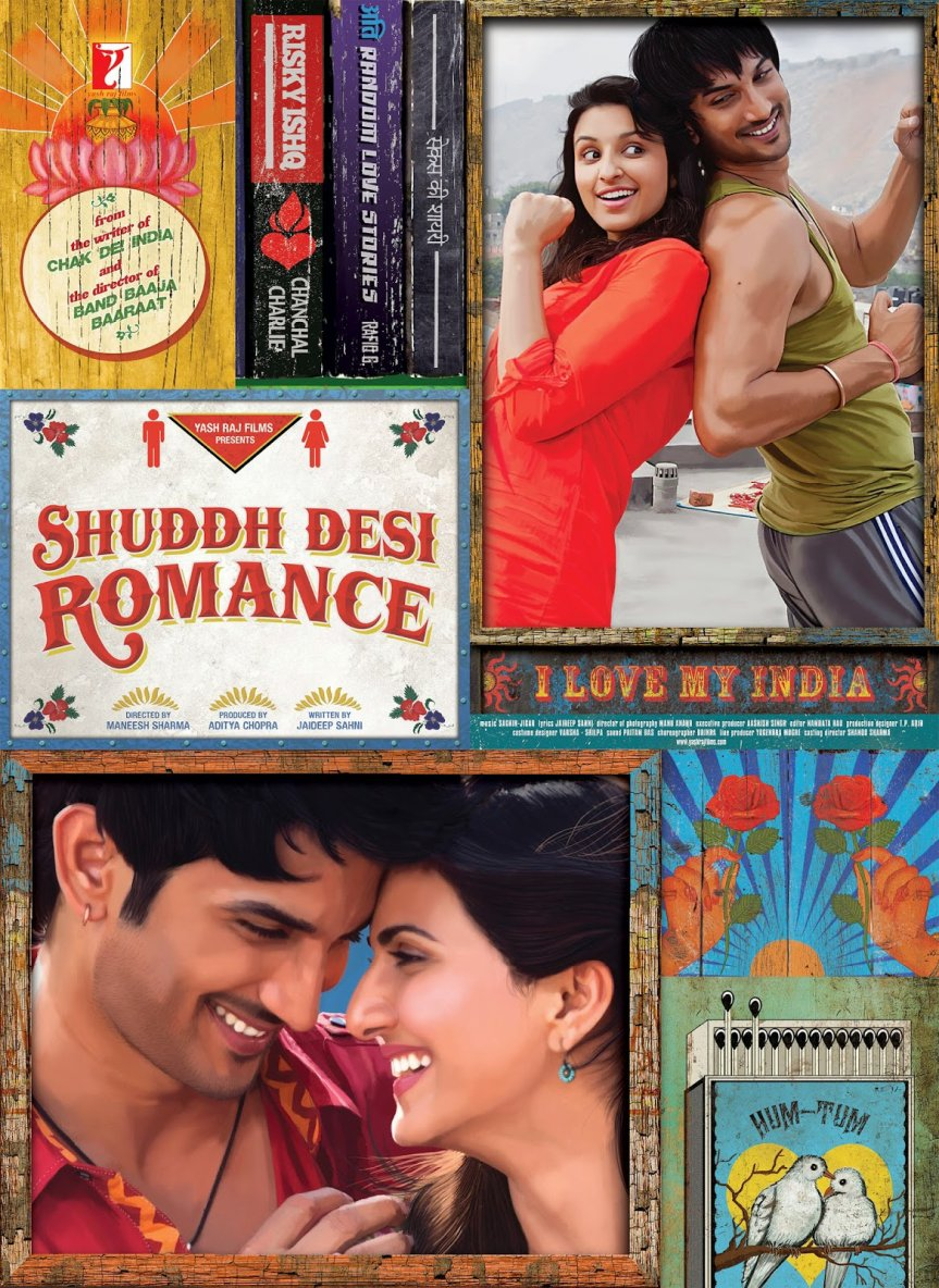 Shuddh Desi Romance 2013 - Watch Hindi Movies Online Free