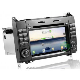 Android 4.0 Auto DVD Player GPS Navigationssystem für Mercedes-Benz Viano/Vito(2006 2007 2008 2009 2010 2011 2012)