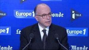 """Bernard Cazeneuve : """"Je souhaite que F. Hollande soit candidat à la présidentielle"""" (3/3) - Le Grand Rendez-vous"""