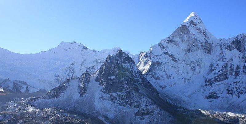 Langtang Ganja La Pass Helambu Trekking