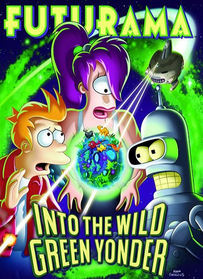 Futurama: Into The Wild Green Yonder » Film et Série en Streaming Sur Vk.Com | Madevid | Youwatch