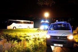 Accident de car à Theux: les 50 pèlerins allemands ont repris la route