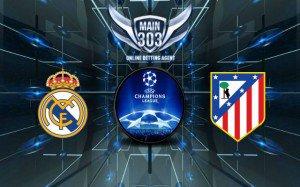 Prediksi Real Madrid vs Atletico Madrid 23 April 2015 UEFA C