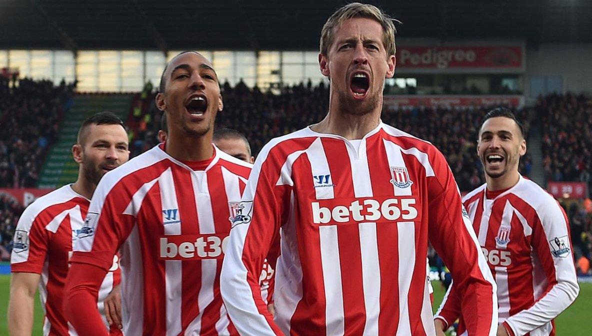 Liga Inggris pekan 22 mempertemukan, Stoke City melawan Newcastle United