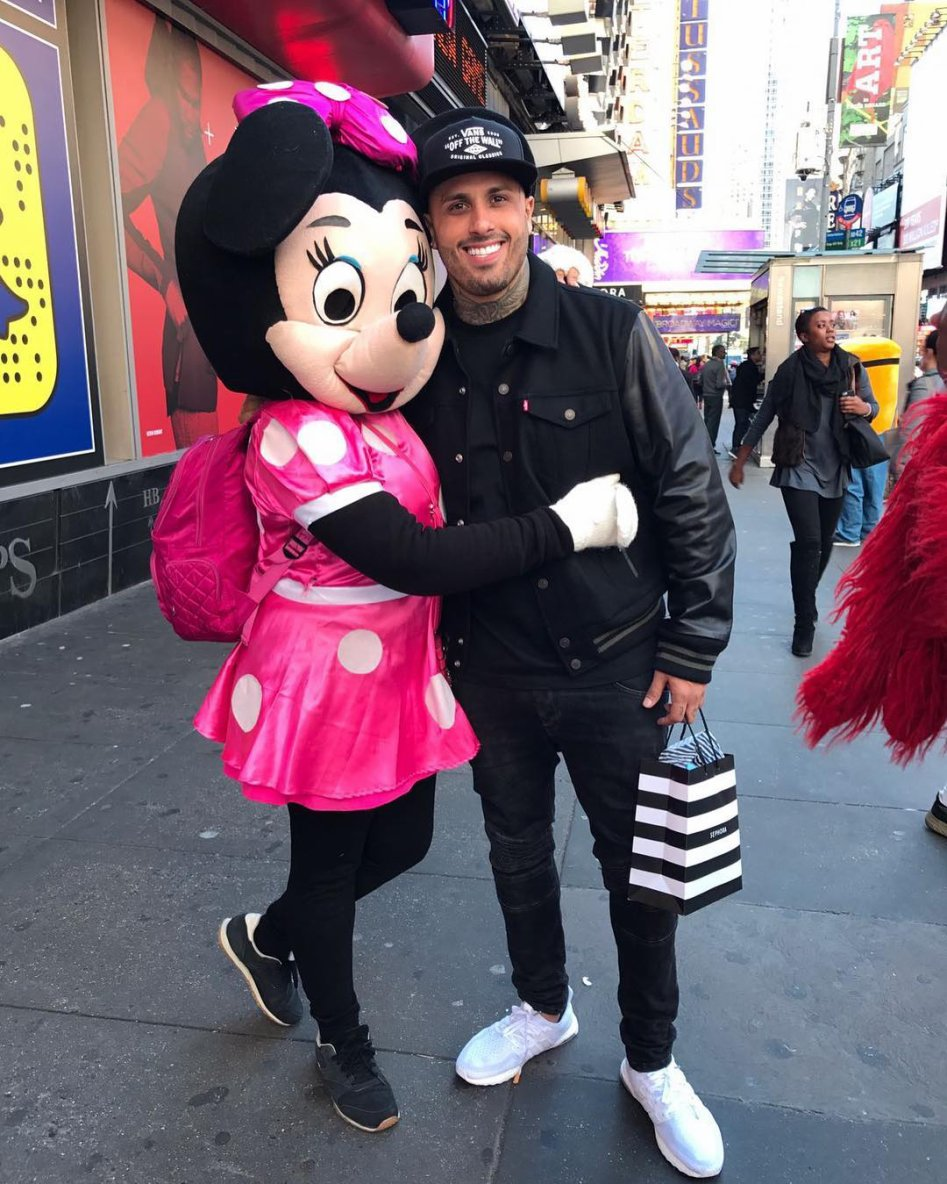 NICKY JAM DANS NEW YORK