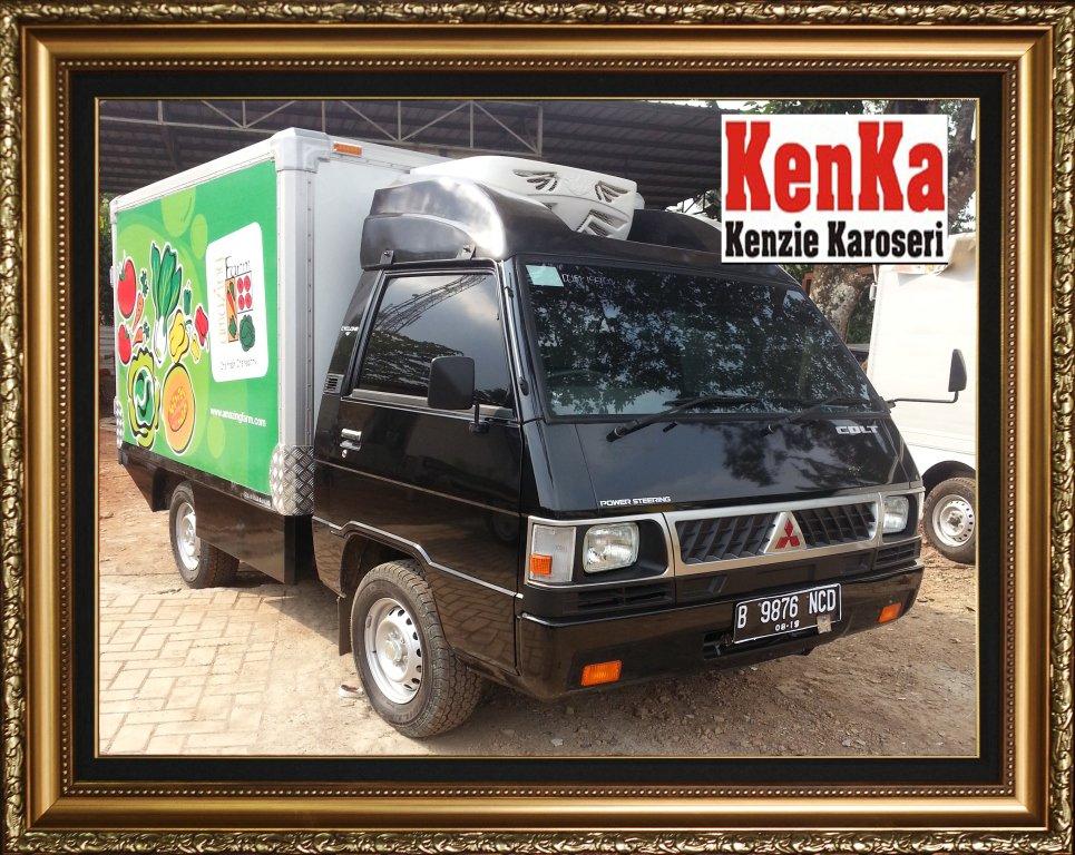 Mobil L300 Box Pendingin – Karoseri Mobil & Truck KenKa