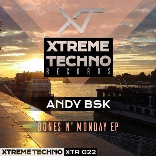 Bones N' Monday Ep de Xtreme Techno Records sur Beatport