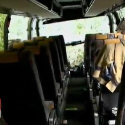 Un car avec 26 Belges bascule dans un ravin en Roumanie: une personne dans le coma (vidéo)