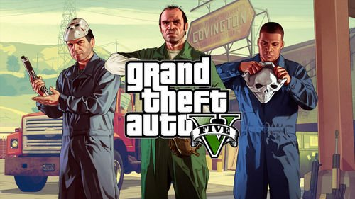 Grand Theft Auto V : nouveau record sur Steam