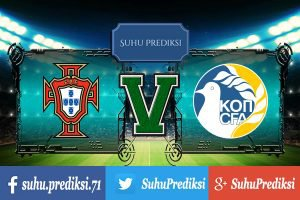 Prediksi Bola Portugal Vs Siprus 3 Juni 2017