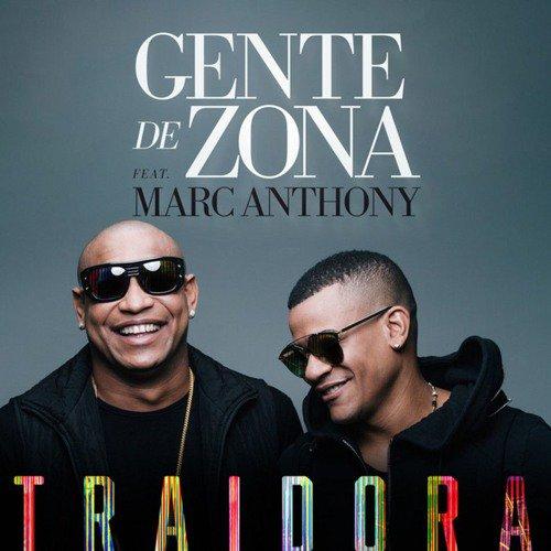 Gente De Zona Ft Marc Anthony - Traidora (Dj Mursiano Edit)