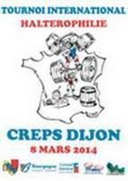 Présentation de la rencontre internationale amicale d'Haltérophilie du 8 mars 2014 au CREPS de Bourgogne-Dijon / Actualités / Haltérophilie / Accueil - FFHMFAC