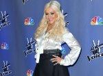 Photos : Christina Aguilera : enfin un effort et ça paye !