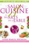SALON DE LA CUISINE ET DES ARTS DE LA TABLE