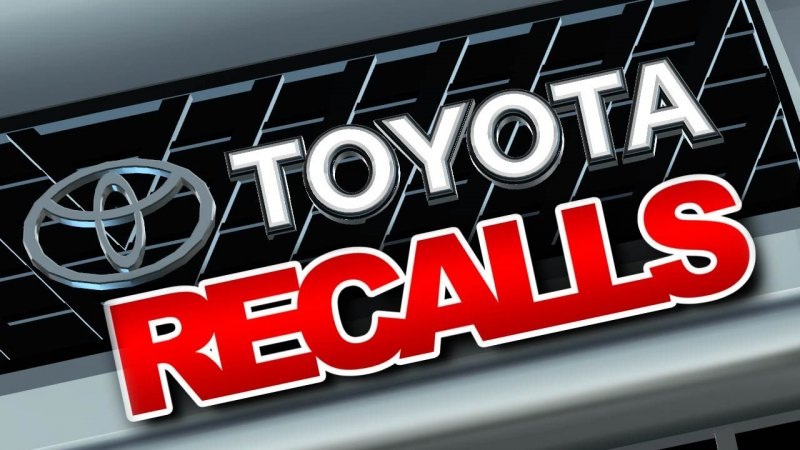 Toyota recalls 310,000 Sienna minivans in the U.S.