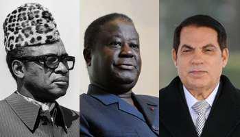 Mobutu, Bédié, Ben Ali... Ces chefs d'État africains qui ont fui leurs palais