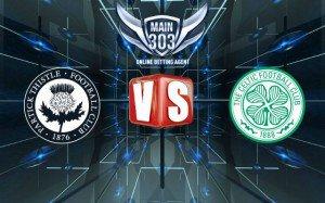 Prediksi Partick Thistle vs Celtic 2 Januari 2015 Premiershi