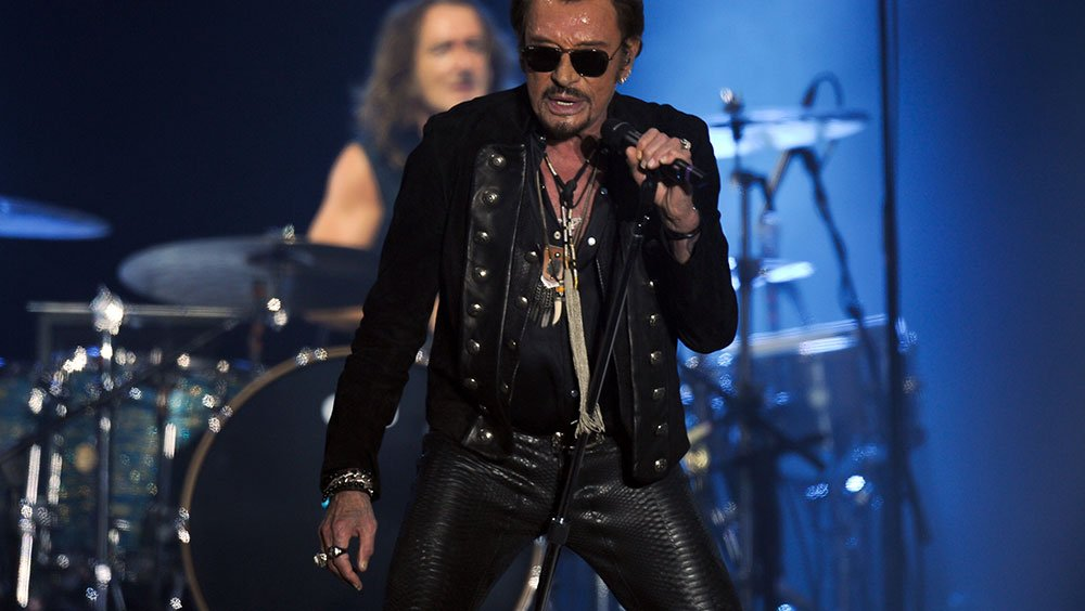 Johnny Hallyday et ses fans: plus de 50 ans d'amour