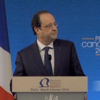 Plan cancer : «donner les mêmes chances à tous partout en France» (François Hollande)