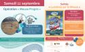 Agenda - Opération « Meuse propre » : actions de nettoyage et festivités dans le lit asséché du fleuve