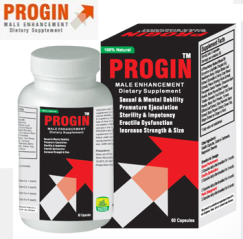 Progin Natural – Best Male Sexual Enhancement Pills? Or Is It a Scam?