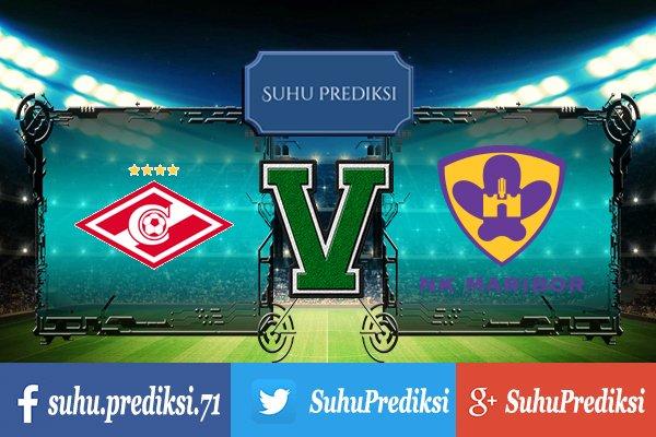 Prediksi Bola Spartak Moskwa Vs Maribor 22 November 2017