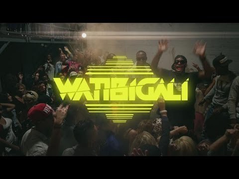 Big Ali - WatiBigali ft. Wati-B