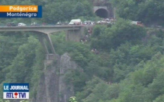 """Un accident d'autocar fait 18 morts et 28 blessés au Monténégro: """"Le chauffeur conduisait un peu trop vite"""""""