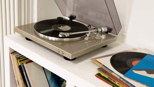 Le grand retour du vinyle