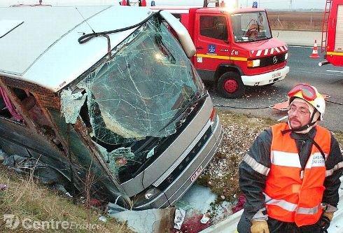 Trois ans avec sursis pour le chauffeur de car belge
