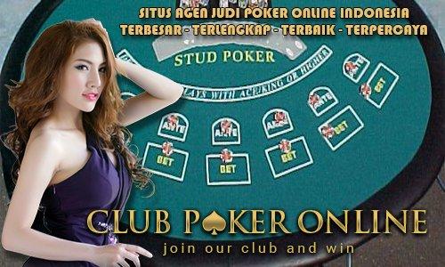 Situs Agen Judi Poker Stud Online Uang Asli Terpercaya
