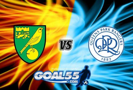 Prediksi Norwich City Vs Queen Park Rangers 17 Agustus 2017