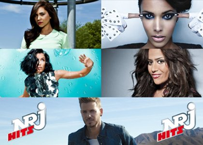 Shy'm, Jenifer et M Pokora : NRJ Hits gonfle le torse avec le french power