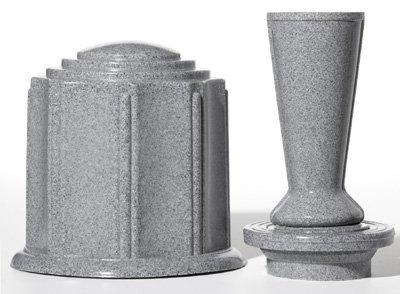 Cemetery Vases | Cemetery Flower Vases | Replacement Cemetery Vases