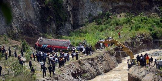 Guatemala : un accident de bus fait des dizaines de morts