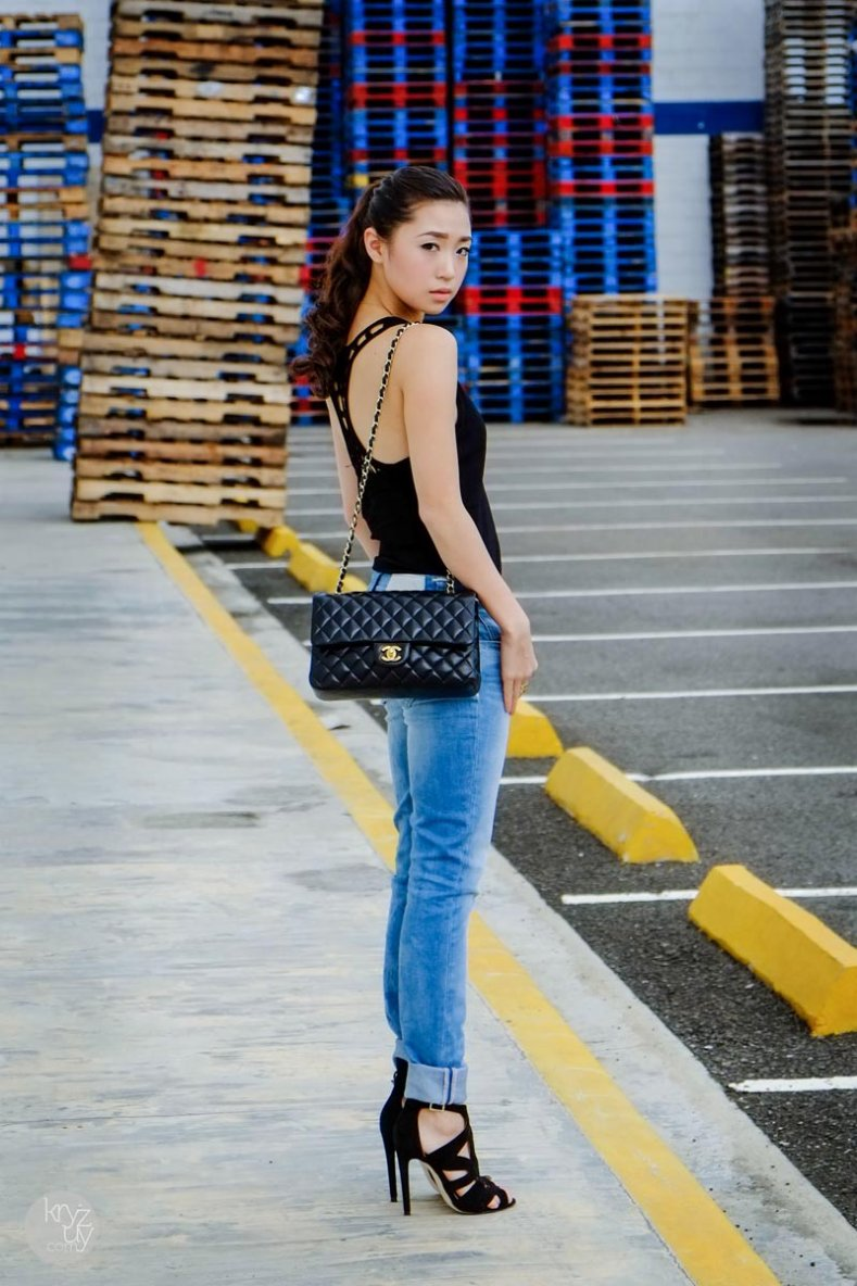 World of Fashion Lovers: Get Your Jeans On