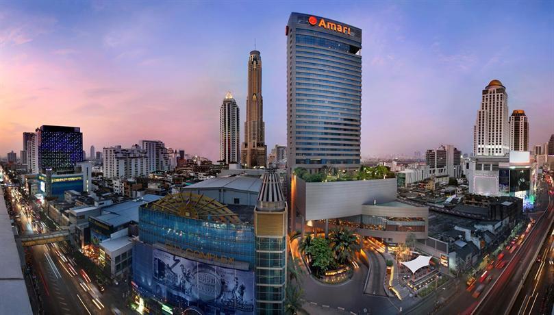 rosmade hotels – Amari Watergate Bangkok – rosmade