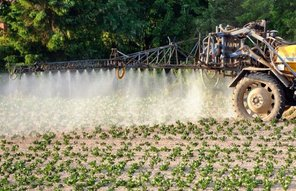 Exposition aux pesticides: des niveaux élevés en France